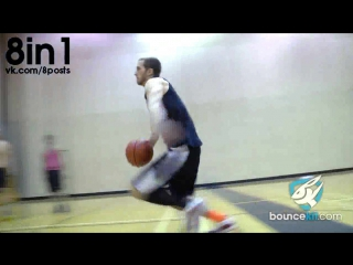 Новый крутой данк в баскетболе - / NBA new dunk