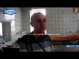 Кировск последствия ранений 27.01.2015г. #Новости_Новороссии #ЛНР #ДНР #НКНС