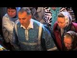A chant to the Mother of God Царице моя преблагая - храм Рождества Богородицы