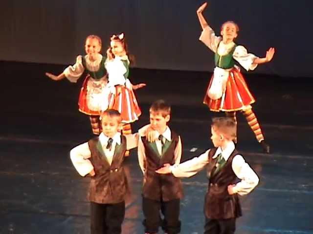 Танец Финская полька Арабеск Москва Riga Dance Olympiad 2013