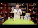 Как сделать лизуна? Научный набор для детей. Юный химик.