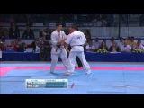 II KWU WC Final m-90kg. Lebo Emanuel (Austria) vs. Uleshchenko Andrei (Russia)