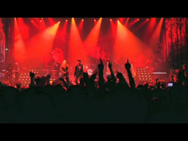 DORO Rock You Like A Hurricane Feat SCORPIONS OFFICIAL LIVE