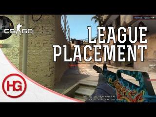 CS:GO Matchmaking - League Placement Match - Episode 40