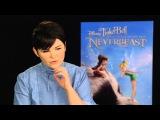 Эксклюзивное интервью Джиннифер Гудвин о мультфильме