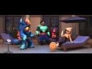 Город героев The Big Hero 6 2014 Русский трейлер