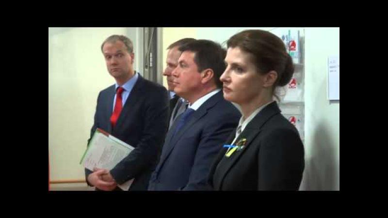 Жена Порошенко пукнула в Бундестаге Немцы в шоке