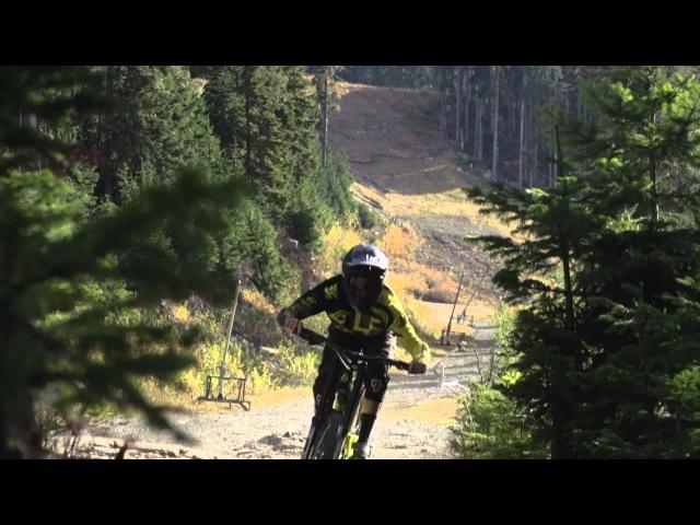 Remy Metailler attacks the Whistler Bike Park смотреть онлайн без регистрации