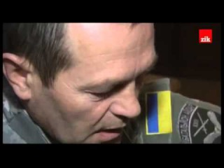 Боец Айдара – я хоронил по 15 товарищей в день, а по укр. ТВ говорят, что убито только 3 человека!