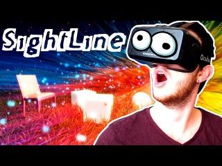 СКВОЗЬ ПРОСТРАНСТВО И ВРЕМЯ! | SightLine Oculus Rift