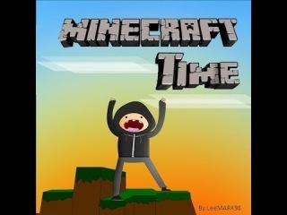 Майнкрафт Выживание с Модами - и Другом на Магическом сервере Minecraft