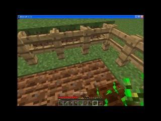 Minecraft Как правильно вырастить Пшеницу в Майнкрафт