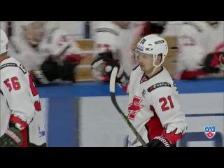 Лучшие голы пятой недели КХЛ 28.09