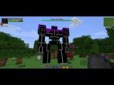 Лучшие Моды Minecraft - Ore Spawn Обзор Мода Майнкрафт Добавляет Девушек РОБОТОВ и Динозавров!