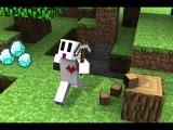 Майнкрафт с девушкой сериал ЭТО ВИДЕО ВЗРЫВАЕТ МОЗГ! Minecraft приключения