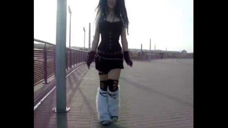 Industrial dance to Cyber gothic unity _by Magu