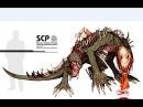 Обзор-Прохождение игры SCP-682 Version0.11a