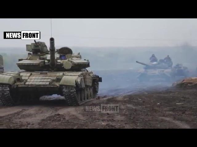 Посвящается ополченцам – героическим защитникам Донбасса!