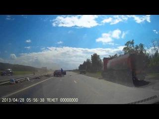 Смертельная авария со скутером в Челябинской области