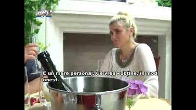 Cum este rasfatata o moldoveanca de catre un italian bogat