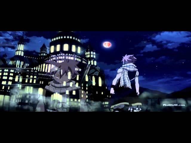 Хвост феи - Нацу и Люси