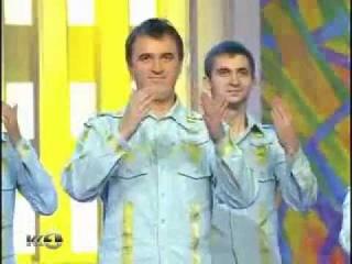 КВН ВУЛ 2009 2й полуфинал, Фристайл Сборная НАУ