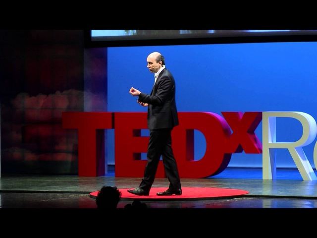 Creative thinking how to get out of the box and generate ideas Giovanni Corazza at TEDxRoma
