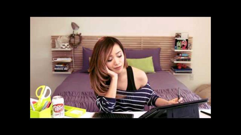 Как быть особенным/Мишель Фан/Michelle Phan/переведено и озвучено NALUMUS
