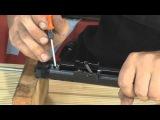 Установка газовой пружины, замена манжеты и перепуска ствола на Хатсан 125