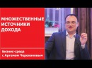 МНОЖЕСТВЕННЫЕ ИСТОЧНИКИ ДОХОДА Бизнес среда с Артемом Черепановым