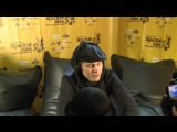 Interview with Ville Valo at Live Music Beach, Karkle, Lithuania (16 08 2014)