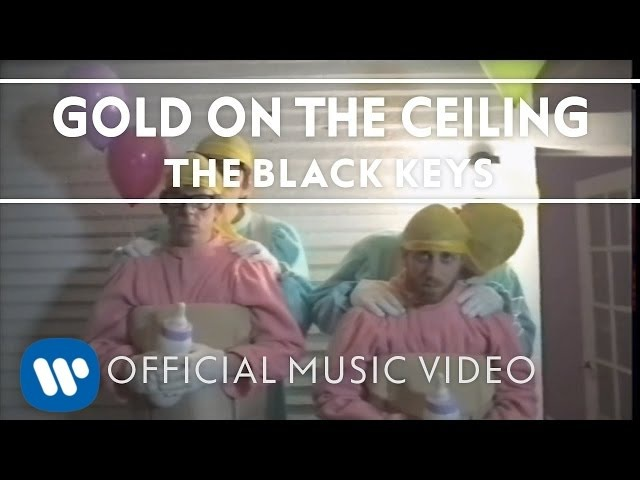 The Black Keys - Gold On The Ceiling (A Film By Harmony Korine) [Official Music Video]