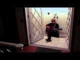 Andy Davis sings original song,