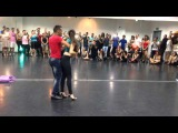 Motty y Gilat @ Prince Royce - Solita @ Bachata Workshop 2014
