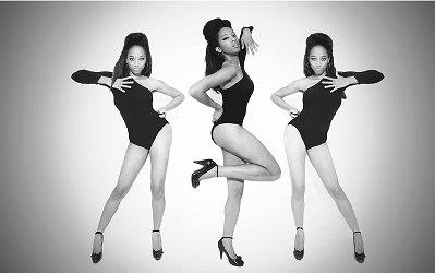 Танцевальные сексуальные движения