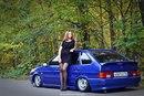Русские машины ваз фото с девушками