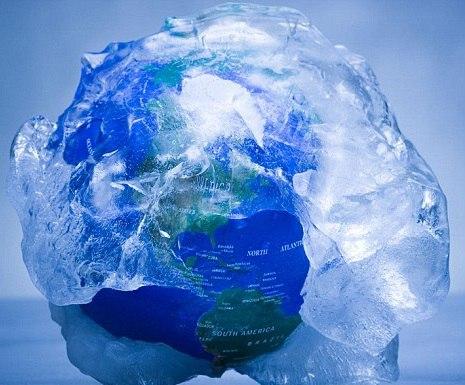 Идея изменения климата объединяет Запад