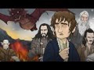 Как следовало закончить фильм Хоббит: Битва пяти воинств