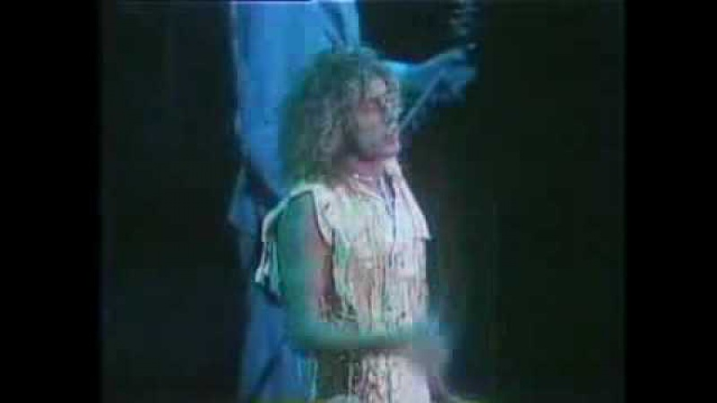 The Who Behind Blue Eyes Live at Houston 1975