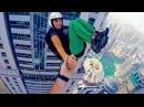 1100ft Freefall Kiss Roberta Mancino in Dubai 4K