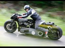 Twintrax Motorrad mit 2 Harley Motoren Motorcycle with two engines