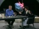 Шоу Фрая и Лори. Интервью с писателем