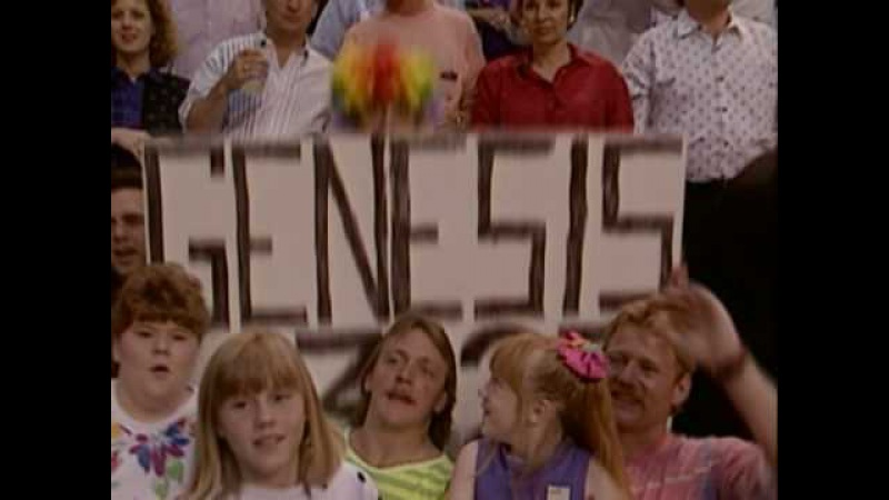 Genesis - Jesus He Knows Me (Official Music Video)