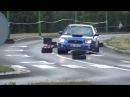 Zieliński Mariusz Chlebowski R Subaru Impreza WRX STi KJS XV Rajd Mielecki 06 09 2015 Mielec