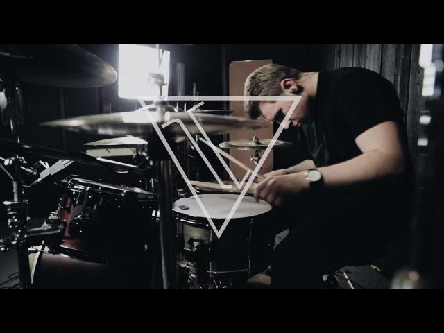 Terrance Pettitt - LIFERUINER - I AM (Drum Playthrough)