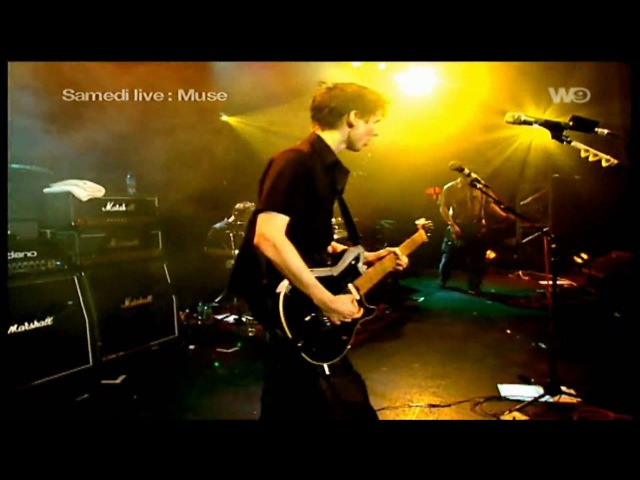 Muse Muscle Museum live @ London Astoria 2000 HD