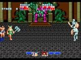 Golden Axe (SEGA Genesis  MegaDrive) - 2 player full playthrough