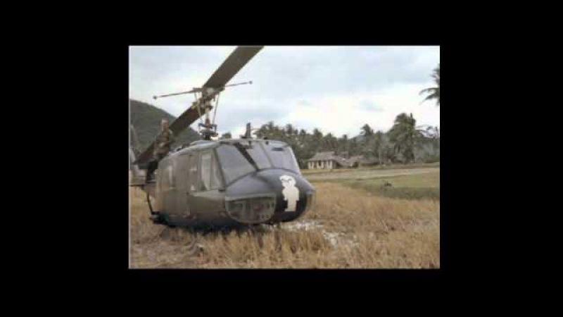 Vietnam War Music - Run Through The Jungle