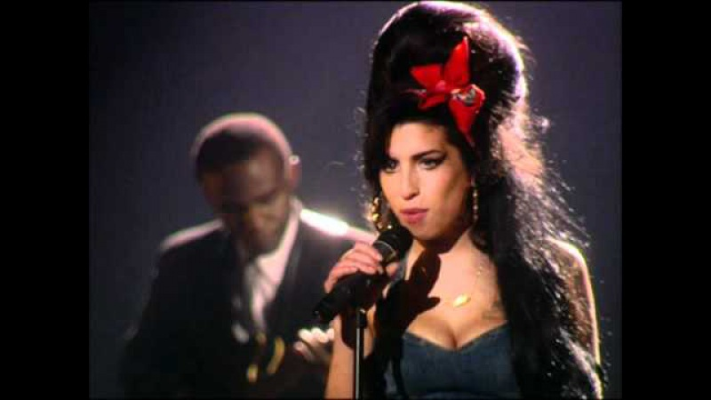 AMY WINEHOUSE BACK TO BLACK Live at MTV EMA 2007