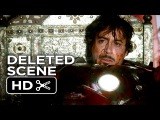 Iron Man Deleted Scene - Get Me Out Of Here (2008) - Robert Downey Jr, Jeff Bridges Movie HD